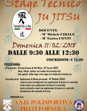 14 Stage Tecnico 11 Febbraio 2018 Prati di Vezzano (SP)